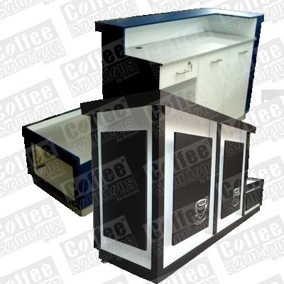 Barras para cafeteria - Mobiliario de cafeteria ...