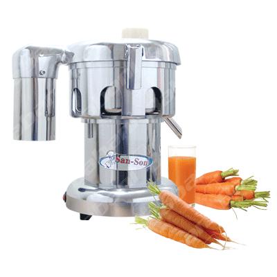 Extractor industrial de vegetales for Extractor cocina industrial