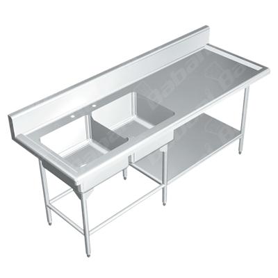 Fabricacion de muebles de acero inoxidable for Muebles para bano acero inoxidable