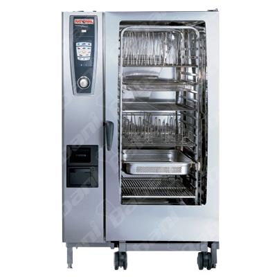 Hornos electricos rational for Medidas de hornos electricos