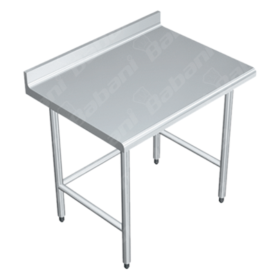 Mesa de apoyo de acero inoxidable - Mesa acero inoxidable para cocina ...