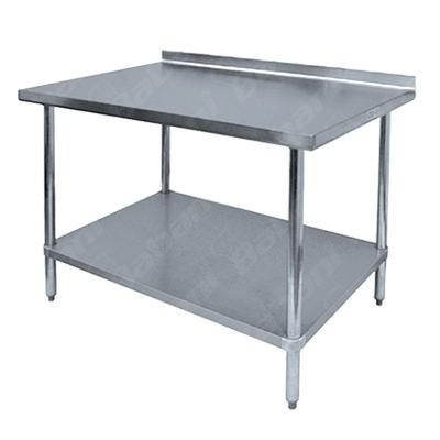 Mesas de acero inoxidable - Mesa de trabajo acero inoxidable ...