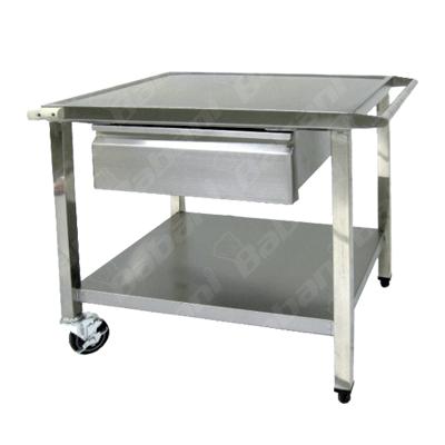 Mesas de apoyo para restaurantes - Mesa de trabajo cocina ...