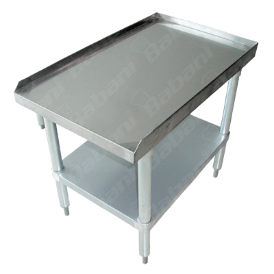 Mobiliario de acero inoxidable for Muebles para bano acero inoxidable