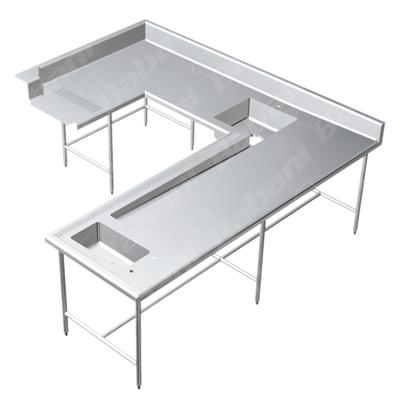 Muebles para restaurantes en acero inoxidable for Muebles para restaurantes modernos