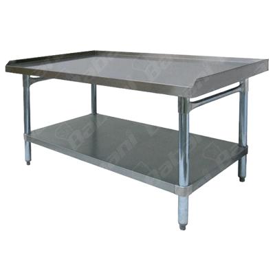 Muebles de acero inoxidable for Muebles de acero inoxidable