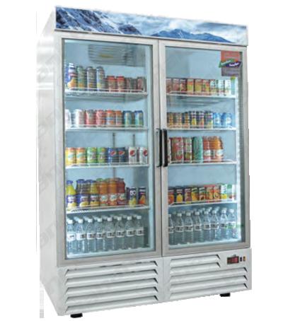 Refrigerador comercial for Sartenes industriales
