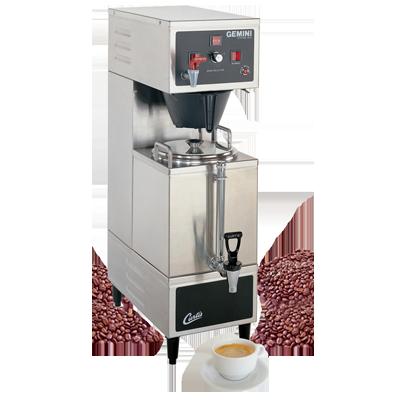 Cafetera Industrial - Capacidad: Litros O Tazas - 4en